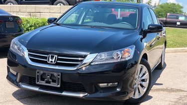 Accord Sedan EX-L V6 at