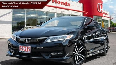 Accord Coupe V6 Touring 6MT