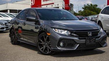 Civic Hatchback Sport HS CVT