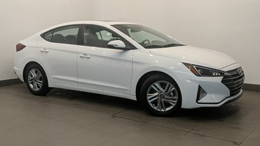 Elantra Sedan Preferred at Sun and Safety