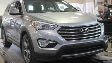 Santa Fe XL AWD Limited Adventure Edition