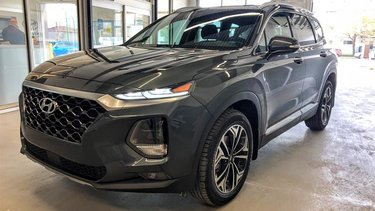 Santa Fe Ultimate AWD 2.0T