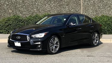 Q50 3.0T AWD Signature Edition
