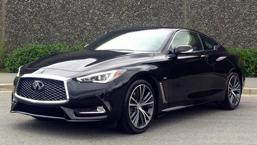 Q60 3.0T Luxe AWD
