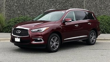 QX60 AWD PURE
