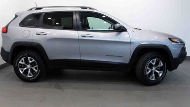 Cherokee 4x4 Trailhawk L PLUS, Panorama Sunroof, Leather