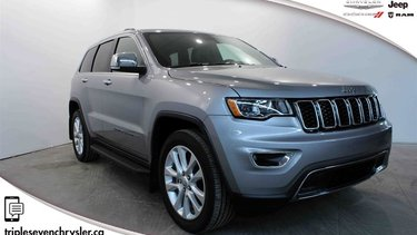 Grand Cherokee 4X4 Limited Leather, Navigation, Back Up Camera