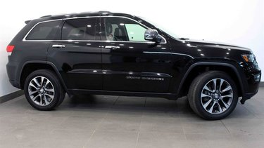 Grand Cherokee 4X4 Limited Luxury II, Pano Roof, Navi, Park Sensors