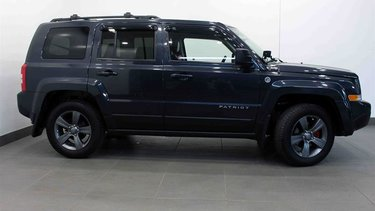 Patriot 4x4 Limited