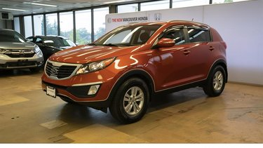 Sportage 2.4L LX AWD at