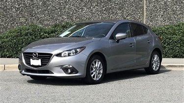 Mazda3 Sport GS-SKY at