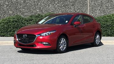 Mazda3 Sport GS at