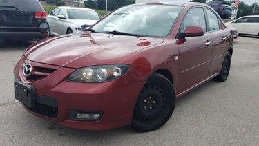 Mazda3 GT at (2008.5)