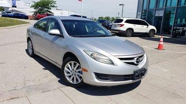 Mazda6 GS at