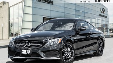 C43 AMG 4MATIC Coupe
