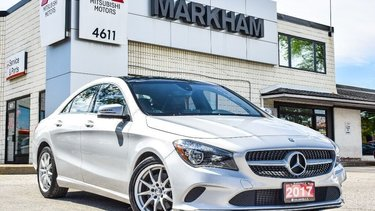CLA250 4MATIC Coupe