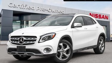 GLA250 4MATIC SUV