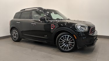 John Cooper Works Countryman ALL4 Sunroof, Bluetooth, Backup Camera