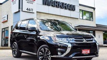 Markham Mitsubishi | Mitsubishi OUTLANDER PHEV Used vehicles