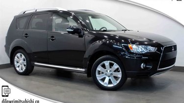 Outlander XLS 4WD Sportronic at