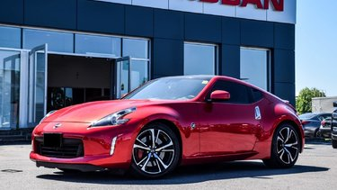 370Z Sport Coupe at