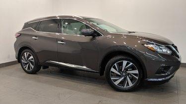 Murano Platinum AWD CVT