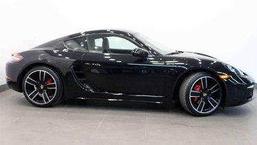 718 Cayman S Local Trade No Accidents