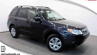 Forester 2.5X at
