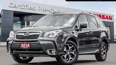 Forester 2.0XT Limited at