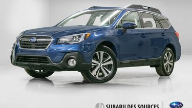 Outback 2.5 Limited Toit Navi Cuir Cam.recul