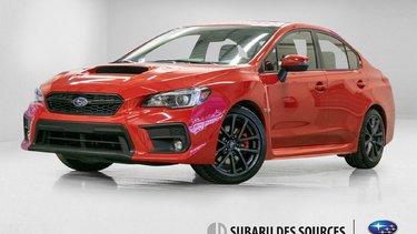 WRX Sport-tech RS  Toit, Cuir, Navigation
