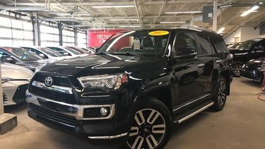 4Runner LIMITED/ 7 Places / GPS  / CUIR / TOIT OUVRANT