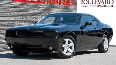 Challenger V6 RWD AUTO CUIR