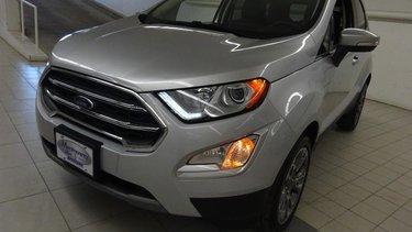 EcoSport Titanium 4WD Navigation - Cam?ra  - Cuir