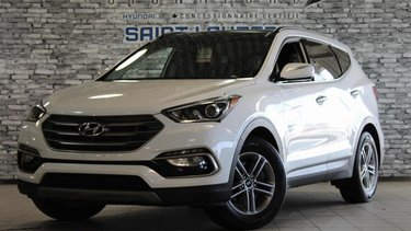Santa Fe Sport SE/AWD/CUIR/TOIT*