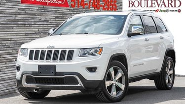 Grand Cherokee LIMITED 4X4 V6 MAGS 20