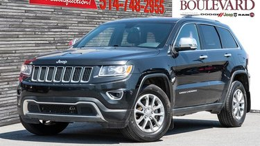 Grand Cherokee LIMITED 4X4 TOIT OUVRANT