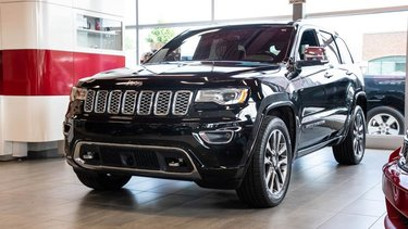 Grand Cherokee OVERLAND 4X4 TECHNOLOGY PACKAGE