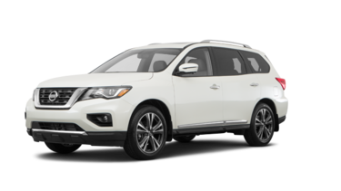 Pathfinder Platinum V6 4x4 at