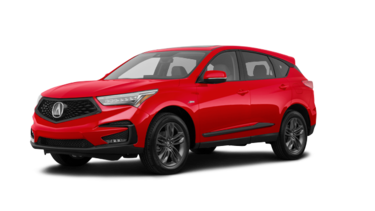 RDX A-Spec at