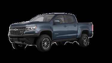 Colorado 4WD ZR2