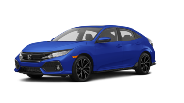 Civic Hatchback Sport CVT
