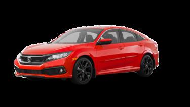 Civic Sedan Sport CVT