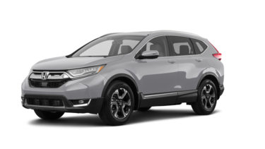 CR-V Touring AWD CVT
