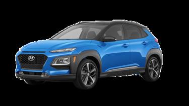 Kona 1.6T AWD Trend Two-Tone