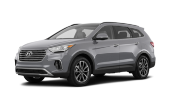 Santa Fe XL AWD Luxury 6 Passenger
