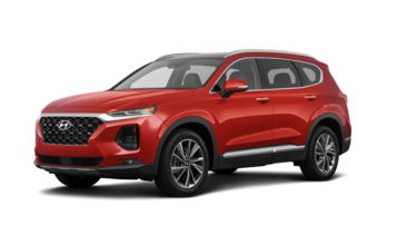 Santa Fe Luxury AWD 2.0T Dark Chrome