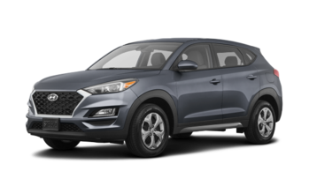 Tucson AWD 2.0L Essential Safety Package