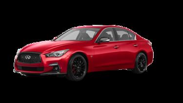 Q50 3.0T I-Line Red Sport 400 AWD