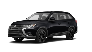 Outlander SE AWC Black Edition